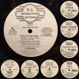 DJ International !!! '88-'91 Hip House mix !!! ★ Tyree ★ Fast Eddie ★ Rocky Jones ★ Joe Smooth ★