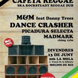 Dance Crasher 1st Round @ Cafeta Reggae (13-06-14)