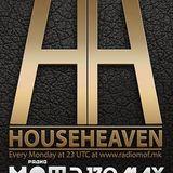 DJ ZOMAX - House Heaven episode 95 (www.radiomof.mk)