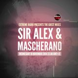Sir Alex & Mascherano ll EXtreme Radio GuestMix 19.11