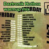 Daztronik radio show wirelessfm13/5/17-Hotbox festival warmup