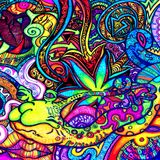 Psychedelic rock trip - ...Hippie songs from the sixties <3
