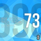 898 Records Radio Show - Episode 73