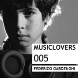 MusicLovers #005 - by Federico Gardenghi
