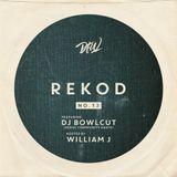 REKOD #13 - DJ Bowlcut (Seoul Community Radio) - Hosted by William J