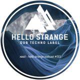 XEED - Hello Strange Podcast
