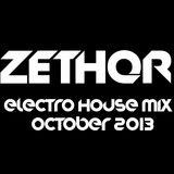 Zethor-Electro House Mix October 2013