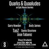 Jose Tabarez - Quarks & Quaaludes (25 Jan 2019) On Saturo Sounds