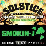 Solstice Weekender 2014 - Smokin-J