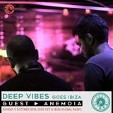 Deep Vibes - Guest ANEMOIA - 09.10.2016