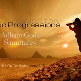 Adham Goda - Mystic Progressions EP 005 [25Th October 2013]
