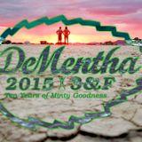 DJ Beta / DeMentha Camp / Burning Man 2015