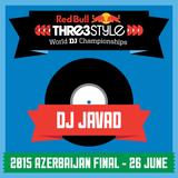 DJ Javad - Azerbaijan - Red Bull Thre3style Azerbaijan Final