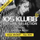 FUTURE SELECTION WEEK 39-2017