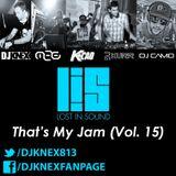 That's My Jam (Vol. 15)