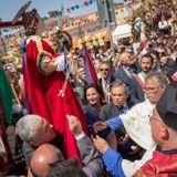 San Efisio à Cagliari - Une journée Oh combien sonore !