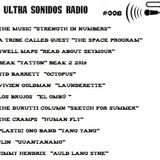 Ultra Sonidos Radio #008  30/Dic/2016