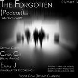 The Forgotten Podcast 012 Anniversary 76 min guest mix