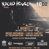 T. Mixwell @ Nacho House Sundays @Tacos and Beer 10/02/16 (closing set)