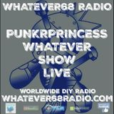 PunkrPrincess Whatever Show recorded live 1/26/19