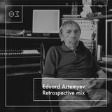 Edward Artemiev: Retrospective Mix