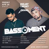 The Bassment 4/28/17 w/ Deejay Theory