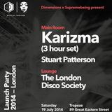 Karizma - Dimension Festival Launch Party Promo Mix