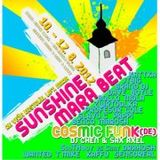 Live DJ set from Sunshine Mara Beat 2012- open air at Liptovska Mara, Slovakia (10th of august 2012)