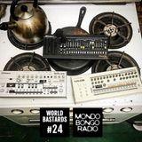 """226. World Bastards Mixtape #24 """"Warp"""""""