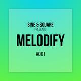 Sine & Square pres. Melodify #001