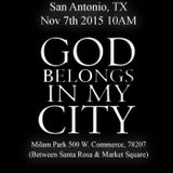 210 Holy Hip Hop with News for #KE2016 #SXSWKE 2016 coming & God belongs in my City on 11/7/15 plus