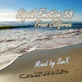 Liquid Emotion 58 - Trans California