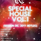 DJCamD - Special House Vo.1 (Session Dic. 2011 Bootleg)
