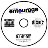 DJ Me-Dee - Entourage Side 7 New-School-Edit (DEZ 2013)