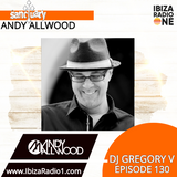 Sanctuary Show 130 with Guest Mix by DJ Gregory V ~ Ibiza Radio 1 ~ 24/11/19