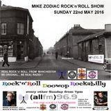 Mike Zodiac Rock'n'Roll Show 22_05_16