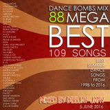 Dance Bombs Mix vol. 88 - Mega Best (2016)