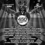 Ferry Corsten pres. Gouryella - Live @ Future Sound Of Egypt 450 (Manchester, UK) - 01.OCT.2016