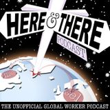 Here & There Podcast - S04E01 - An Interview with Robert Duval (not that one, the other one) - March