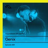 Anjunabeats Worldwide 604 with Genix