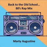 Back to the Old School - 80's / 90's Rap Mix #1