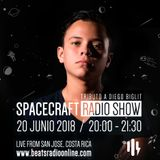 Spacecraft Radio Show 022 - Tributo al gran Diego Biglit R.I.P.