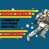 DISCO SPACE 3 - A tribute to Joey Negro Edits