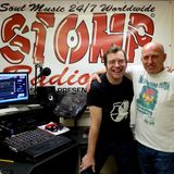 JEFF THE FISH - JAZZ - GUESTING ON NICK HOSIER'S SHOW ON STOMP RADIO