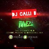 "DJ CALLI B PRESENTS - ""TUNEZ"" - THE ULTIMATE OLD SCHOOL REGGAE & DANCEHALL VIBEZ"