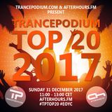 TrancePodium Top 20 Tracks Of 2017