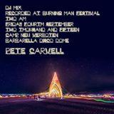 Barbarella Disco, Recorded @ Camp Neu Verboten, Burning Man 2015