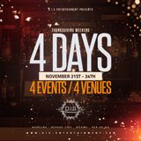 2018 THANKSGIVING WEEKEND IN CHICAGO PROMO MIX HOSTED BY D.I.S ENTERTAINMENT-