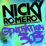 Starkillers & Nadia Ali vs Nicky Romero - Keep it Generation 303 (Phil Morris Mashup)