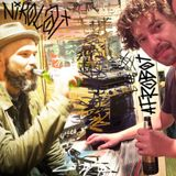 Nikolai van Zeeland & Afrobot @ Café Belgique - Amsterdam - Oktober 2014 Pt.01